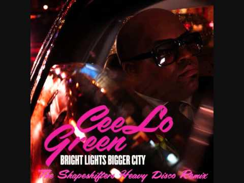 Cee Lo Green - Bright Lights Bigger City (The Shapeshifters 'Heavy Disco' Remix) mp3