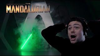 INSANE REACTION to LUKE in The Mandalorian Season 2 Finale!