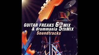 from GUITAR FREAKS 6thMIX & drummania 5thMIX Soundtracks (November ...