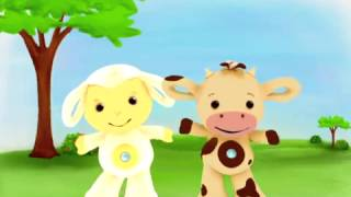 Tiny Love. Развивающий мультфильм для детей от 12 до 36 мес.