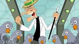 Phineas és Ferb - Talán mégis van egy haver [Disney Channel Hungary]