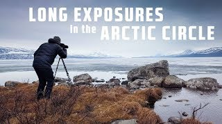 Long Exposure Photography in the Arctic Circle