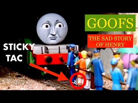 Goofs In The Sad Story Of Henry (Episode 3, Season 1)