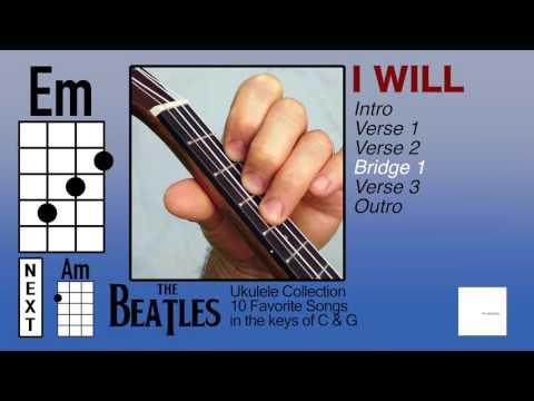 I Will - Beatles for Ukulele