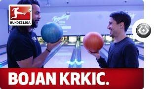 Bojan Krkic - Owo meets the Spanish Forward