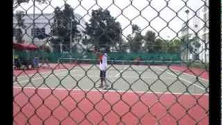 Selangor Tennis Association STA & Milo Under 12 Tennis Tournament