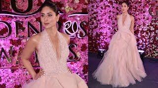 HOT Kareena Kapoor At Lux Golden Rose Awards 2017