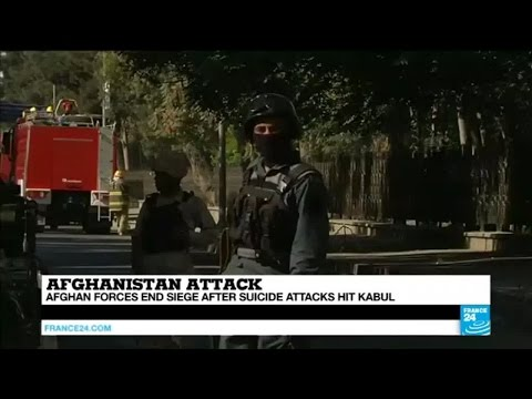 Afghanistan: security forces end siege after series of suicide attacks and standoff in Kabul