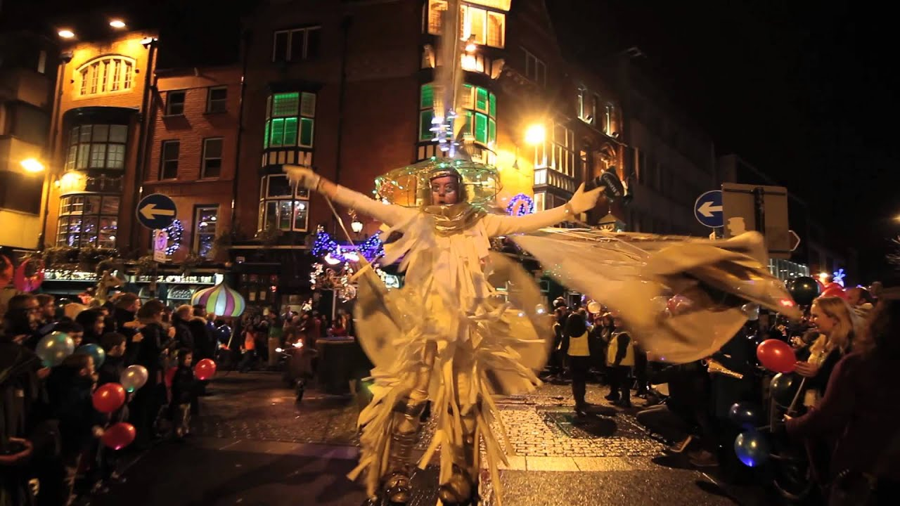 So what's happening in DUBLIN in the run up to Christmas?