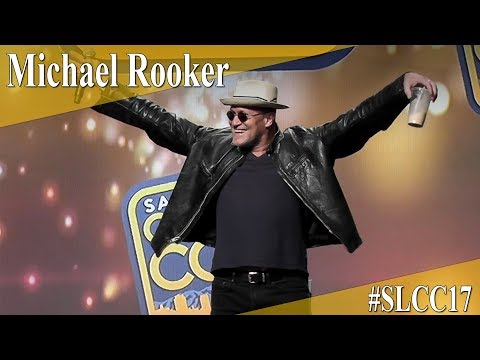 Michael Rooker - Panel/Q&A - SLCC 2017