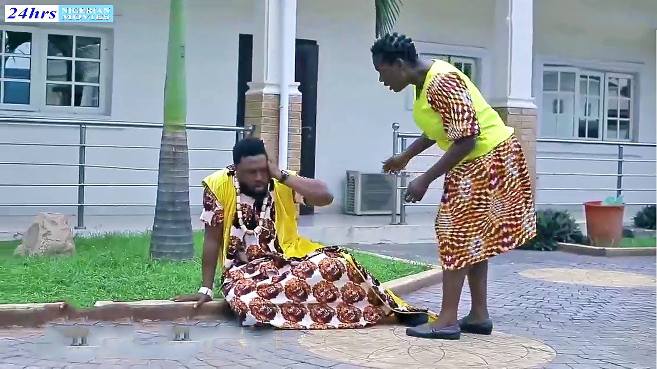 Download IF YOU ARE NOT READY TO LAUGH DON'T WATCH THIS MOVIE - 2020 FULL NIGERIAN AFRICAN MOVIES