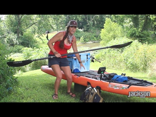 Jackson Kayak: SUPerFISHal