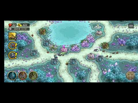 Tower Defense - Kingdom Rush Origins – Level 9 – I hate this DRAGON!! |