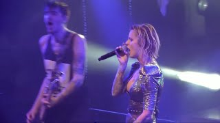 Jennifer Rostock - Du Nimmst Mir Die Angst (Official Music Video)
