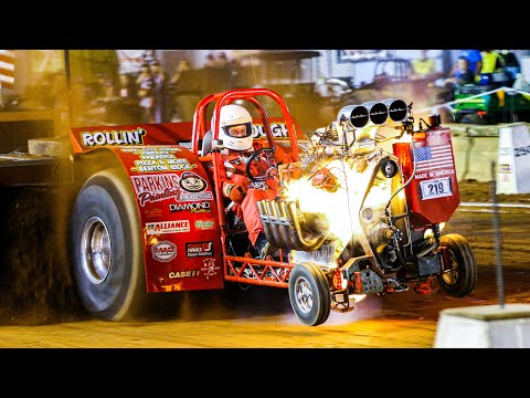 Tractor Pull Fails, Wild Rides, Wrecks, and Fires!!! 2017 Season