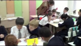 """Мулдыева Д.Н. открытый урок в 4 """"А"""" классе по познанию мира"""