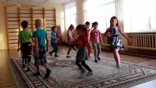 """2017-01. """"Шалунишки"""". София и её друзья. Урок танцев.  Детский сад № 3 г. Городок."""