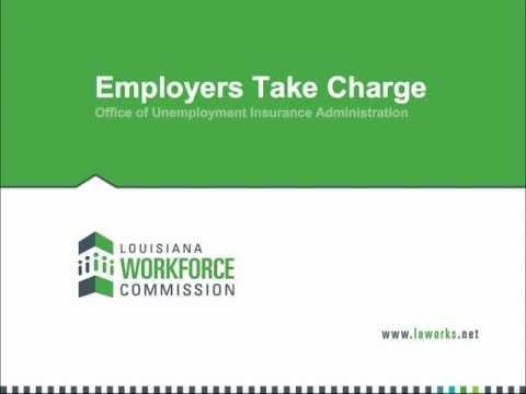 Unemployment Insurance, Training Course: Chapter 1