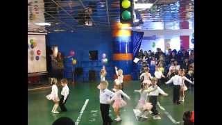 Детский танец 'Маленькая страна'ТСК 'Фантазия'