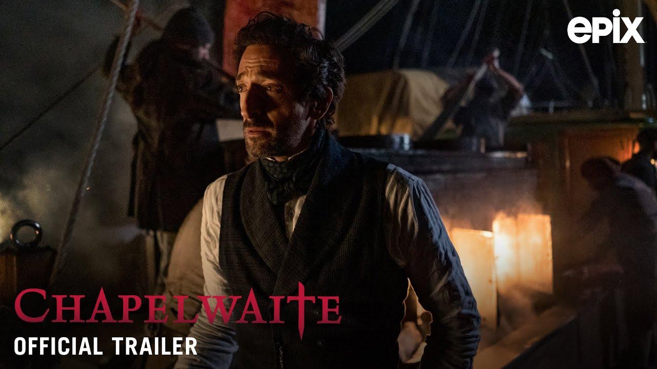 Download Chapelwaite (EPIX 2021 Series) Season 1- Official Trailer