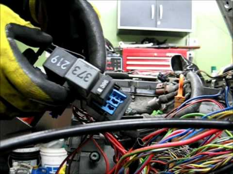 hqdefault tdi 4 wiring youtube tdi swap wiring harness at sewacar.co