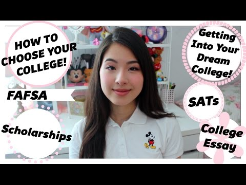 ULTIMATE GUIDE: Preparing for College in High School! | thetwinsofhearts