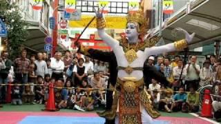 Shizuoka Thai Festival 2010 10 10