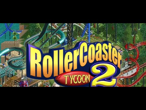 Let's Play! THE END! - RollerCoaster Tycoon #11
