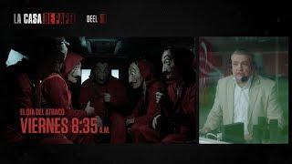 La Casa de Papel seizoen 3 komt eraan: Sierd de Vos blikt terug