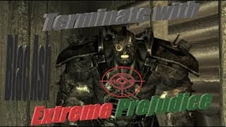Fallout 3 Mods: Terminate with Extreme Prejudice - Blac Ash