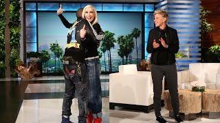 Gwen Stefani Gets a Big Surprise