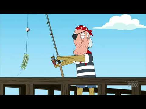 Family Guy - Sitting on the dock of the bay