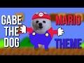 Gabe borking the Mario Theme