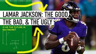 Lamar Jackson - The Good, The Bad, and the Ugly