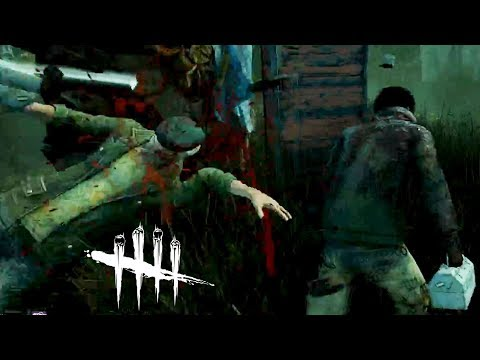 OOHH YOU TOUCH MY TRA LA LA   DBD Gameplay Part 143