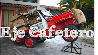 Tour Eje Cafetero Colombiano  ( English subtitles )