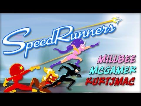 SpeedRunners with Orange Wool - 07 - Cheeseball thumbnail