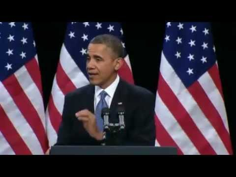 """Now is the time"" Obama's full Immigration speech"