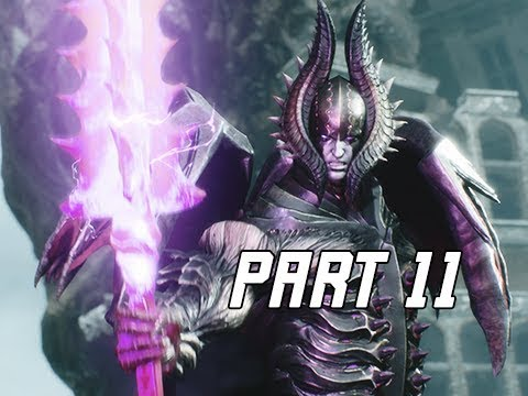 DEVIL MAY CRY 5 Gameplay Walkthrough Part 11 - Cavaliere Angelo Boss (DMC5 Let's Play Commentary) thumbnail