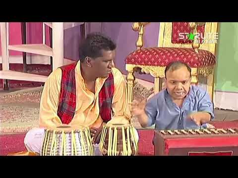Best Of Akram Udass, Amanat Chan and Kodu New Pakistani Stage Drama Full Comedy Funny Clip | Pk Mast