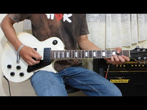 True Worshippers (JPCC Worship) - Bersyukurlah guitar tutorial