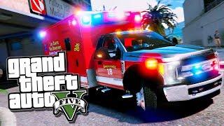 Download Gta 5 Paramedic Mod We Put A Firetruck Federal Q