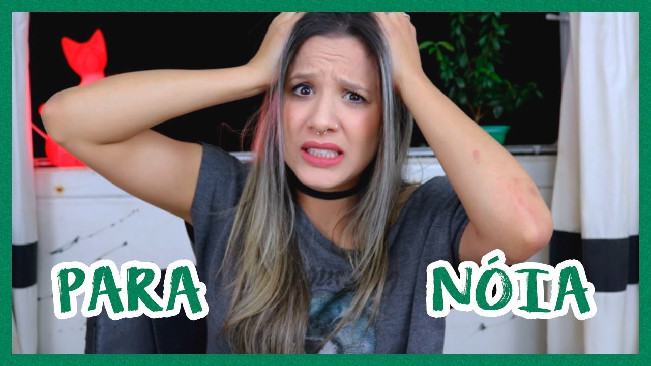 8e7b3c218 PARANÓIA! - THAIS RIBEIRO - YouTube