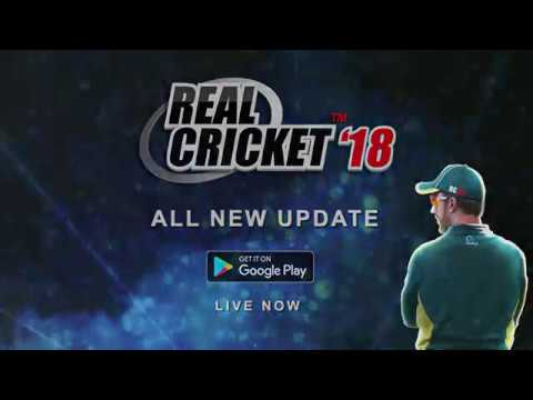 Real Cricket 18 1 9 MOD APK Unlimited Money Unlocked - APK Home