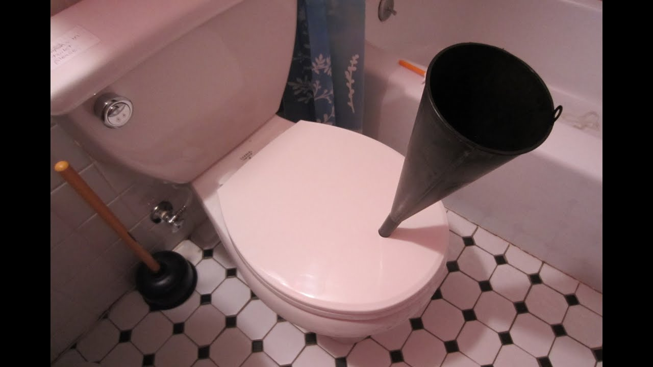Homemade Urinal Invention  No Joke or Prank  YouTube