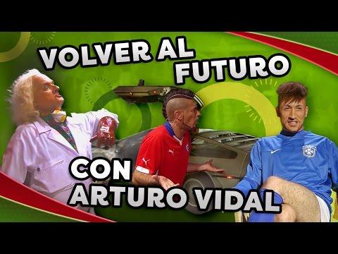 Crackovia América | Capítulo 2 | Volver al Futuro con Arturo Vidal