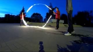 Огненные скакалки