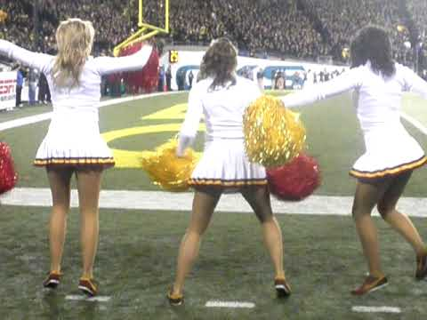 Usc song girls perform on the sideline for the uscoregon game usc song girls perform on the sideline for the uscoregon game sciox Image collections