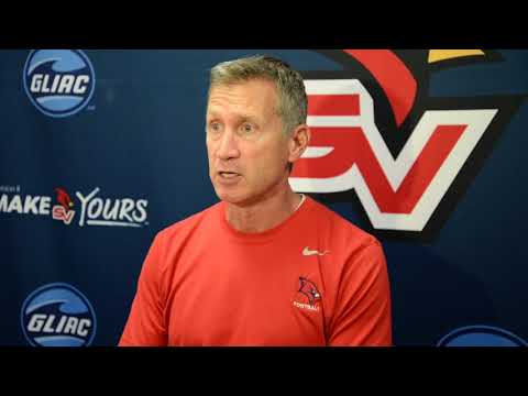 SVSU Football Interview - Northern Michigan