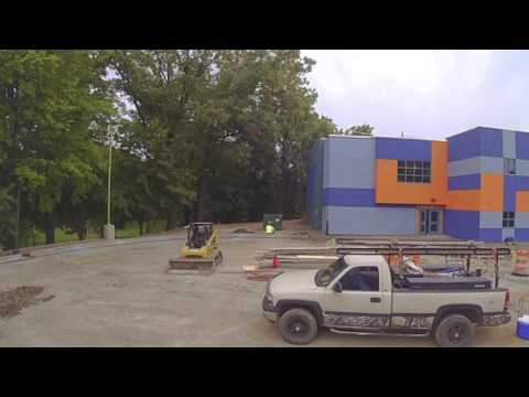 Paramount School of Excellence Construction Time-Lapse